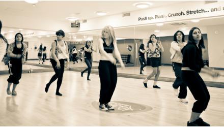 HCK-Photography dance class